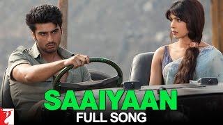 Saaiyaan - Full Song   Gunday   Arjun Kapoor   Priyanka Chopra