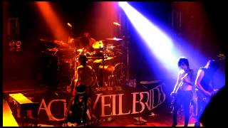 Black Veil Brides - Rebel Love Song - 01/30/13 - Live in Toronto (Opera House)