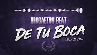 """De Tu Boca"" Reggaeton Beat/Pista De Reggaeton 2018 (Prod By ODRAN ""The Taste Maker"")"