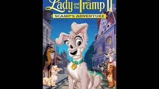 Lady and the Tramp II Scamp's Adventure VHS Review (Bootleg Copy)