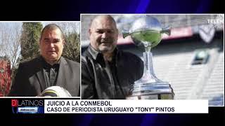 Hablamos con Jose Luis Chilavert sobre el caso de Tony Pintos y la conmebol