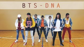 BTS (방탄소년단) - DNA cover by X.EAST
