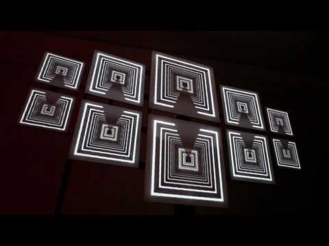 Customized 3D Projection Mapping