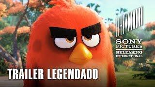 Angry Birds - O Filme | Trailer LEGENDADO | 12 de maio nos cinemas