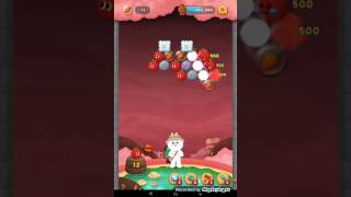 line bubble 2 level 772(無道具)