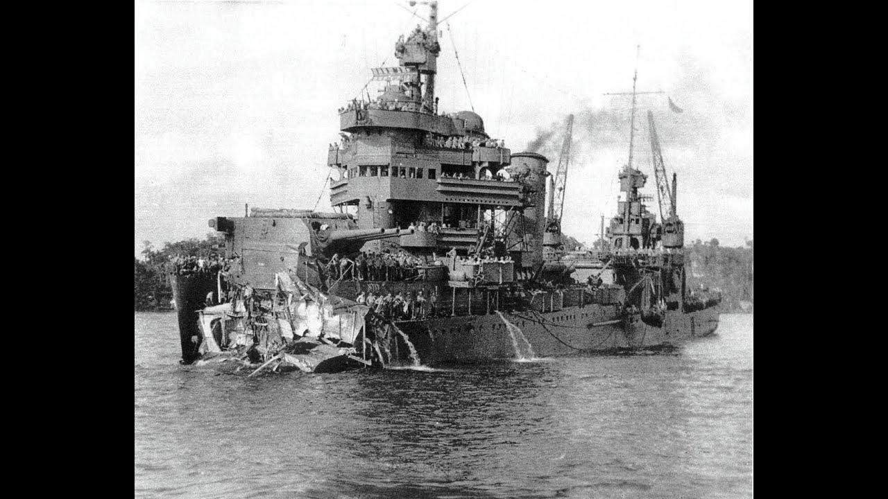 Guadalcanal Campaign – The Battle of Tassafaronga: (IJN 4(?) : 3 USN)