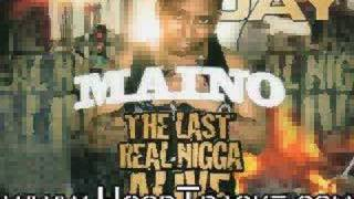 Maino-Last Real Nigga Alive-Pop Off feat. Red Cafe