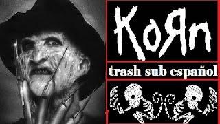 freddy krueger amv - korn - trash sub español