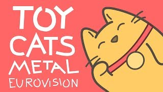 Netta - Toy (metal cover by Doom Cats)