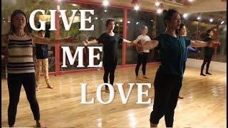 [Jazz] Give Me Love - Ed Sheeran Choreography. Soo (Moon Suran)