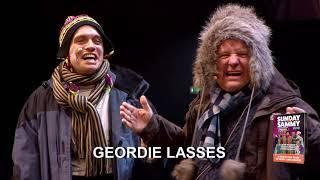 Sunday for Sammy 2018 Advert - Geordie Lasses
