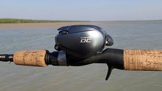 Shimano Curado DC. Really useful for the land based barramundi fishing.