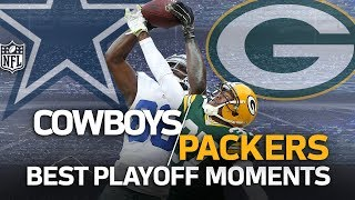 Cowboys vs. Packers: Biggest Moments from Every Playoff Game | NFL Highlights