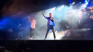 Anjos - Eu estou aqui (Anjos2015) ao vivo