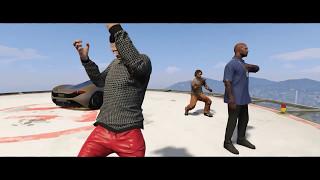 Satra B.E.N.Z. - Dubai /  Video în GTA 5 !