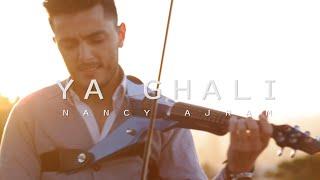 Ya Ghali - Nancy Ajram - Violin Cover by Andre Soueid أندريه سويد - يا غالي - نانسي عجرم