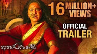 Bhaagamathie Telugu Trailer , Anushka Shetty , Unni Mukundan , Thaman S , BhaagamathieTrailer