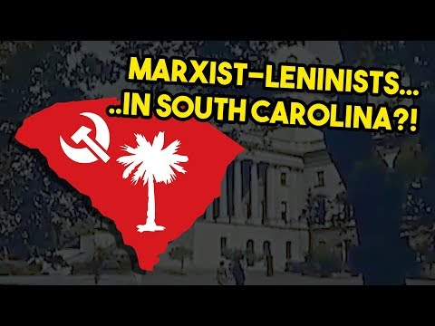 Marxists in the Palmetto State?! The First ML Demonstration of South Carolina
