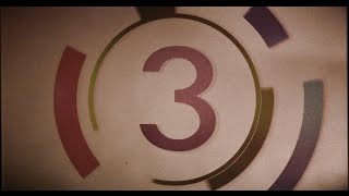 Old Movie Countdown 10 sec ( v 482 ) timer with sound effects + voice HD 4k