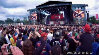 Sum 41 - The Hell Song Live @Download Festival 2017