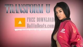 "[FREE DL] Mila J Jhene Aiko Tinashe Ciara R&B dark type beat instrumental ""Transform U"" 2017 B4LLIN"