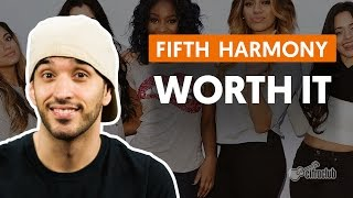 videoclase Worth It (aula de violão completa)