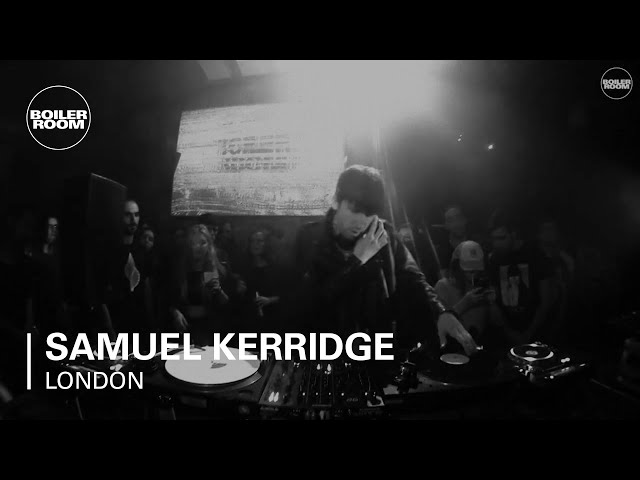 Samuel Kerridge (Dj set)