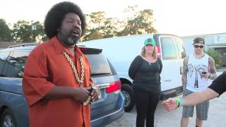 WAX WIZZARD SMOKING WITH AFROMAN