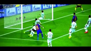 Lionel Messi |Champions League skills & Goals 2016-2017|