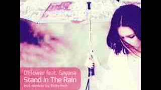 D'Flower feat. Gayana Zakhari -  Stand In The Rain (Radio Edit)