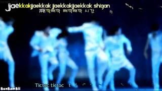 Bingeul Bingeul (빙글 빙글) MV - U-Kiss [English Sub + Romanized + Hangul]