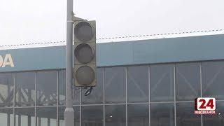 На перекрестке улиц Ленина и Дорожной будут действовать новые правила движения