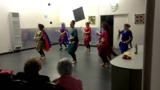 Bellydance by Oasis Dance Student Troupe cane/veil