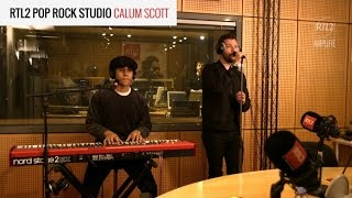 "CALUM SCOTT - ""Dancing On My Own"" - RTL2 Pop Rock Studio"