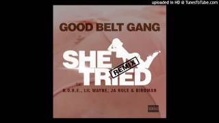 P.A.P.I. (NORE) - She Tried (Remix) Feat. Lil Wayne, Ja Rule & Birdman