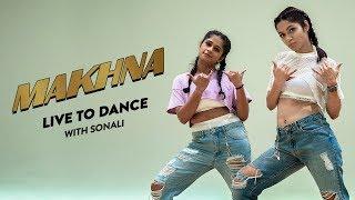 Makhna   Drive | Dance Choreography | LivetoDance With Sonali