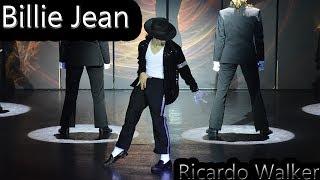 Michael Jackson | Billie Jean | Tribute by Ricardo Walker