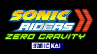 Sonic Riders: Zero Gravity Music: CATCH ME IF YOU CAN