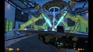 Black Mesa - Killing Sheppard in Lambda Core (addon)