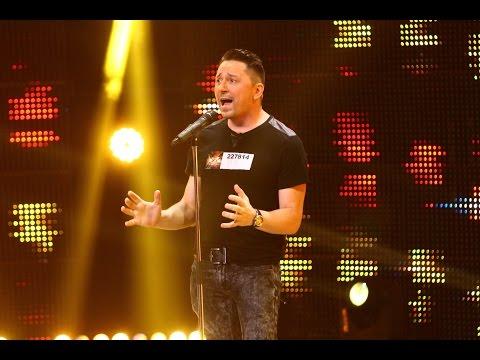 "Queen - ""Somebody to love"". Vezi interpretarea lui Florian Costan, la X Factor!"