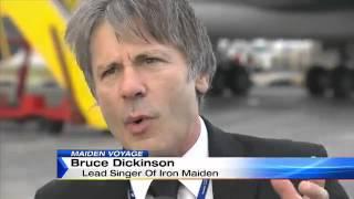 Iron Maiden kicks off tour with major landing at FLL