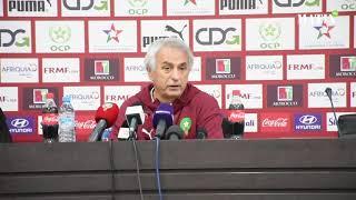 Amine Harit, Younès Belhanda, Abderrazak Hamdallah, Vahid Halilhodzic s'explique