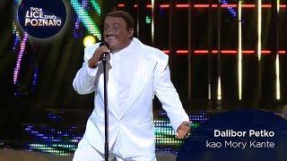 Dalibor Petko kao Mory Kante: Yeke Yeke