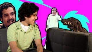 التمساح الحلقة ٤٠: المقابلة المشعل جاسرية  | Temsa7LY 2