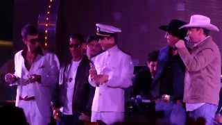 NKOTB Cruise 2014 - Jonathan Knight and Donnie Wahlberg: The Kiss
