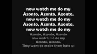 Azonto Dance lyrics