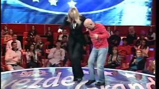 Dzej Ramadanovski ft. Lepa Brena - Jedan, dva - (Live) - ZG 2007 / 2008 - (TV Pink 24.03.2008.)