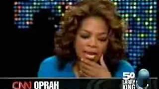 Oprah fala sobre A Lei da atração - legendado
