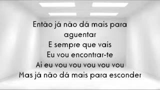 Agir - Esconder ft.Jimmy P (Letra)(HD)