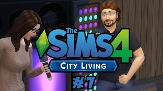 Let's Play Sims 4: City Living! - Episode 7